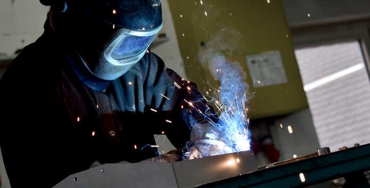 MSM Lohnfertigung Sonderlösungen Metallbearbeitung Schweißarbeiten