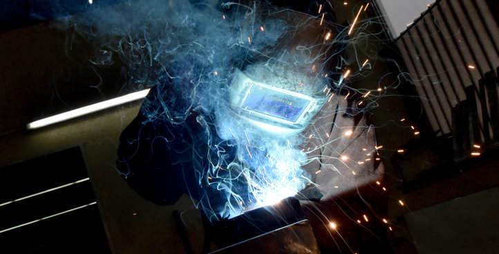 MSM Maschinenbau Metall Schweißarbeiten Lohnfertigung Sonderlösungen