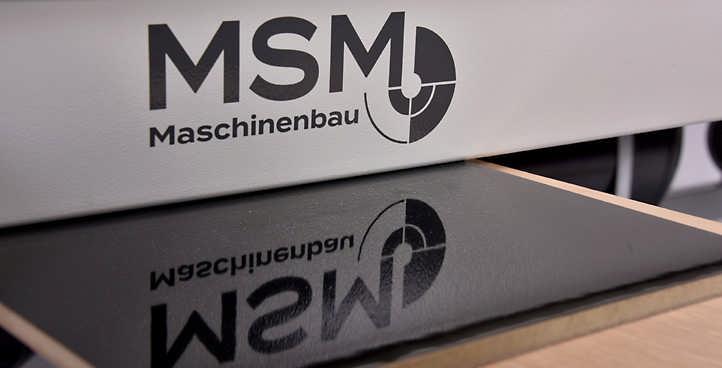 MSM Vakuumpresse Hochglanz HPL