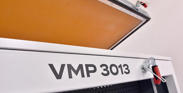 MSM Vakuumpresse Naturkautschuk Klemmprofil VMP