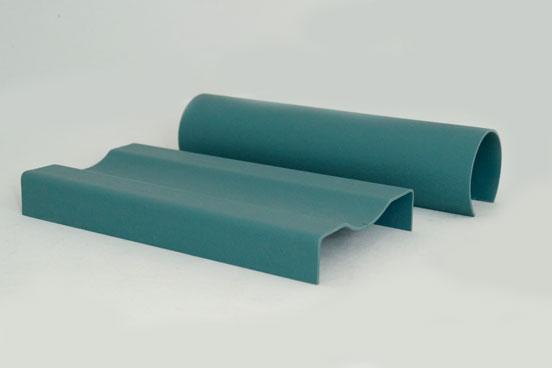 MSM Vakuumpresse Vorheizstation Kunststoff Verformung ABS