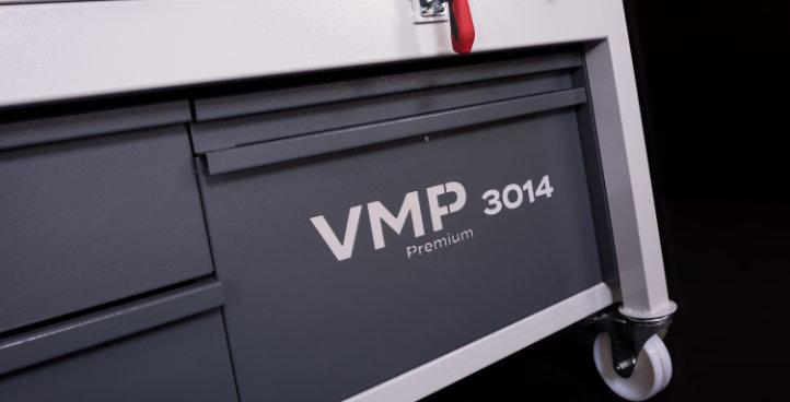 MSM Vakuumpresse VMP Premium 3014 Schuebe
