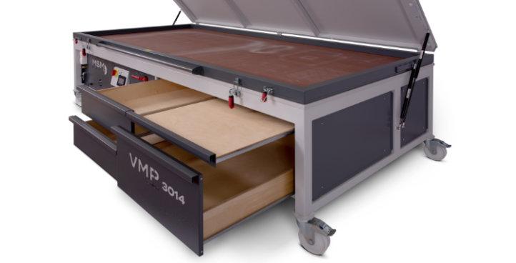 MSM Vakuumpresse VMP Premium 3014 Schub