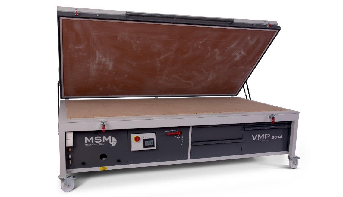 MSM Vakuumpresse VMP 3014 Premium