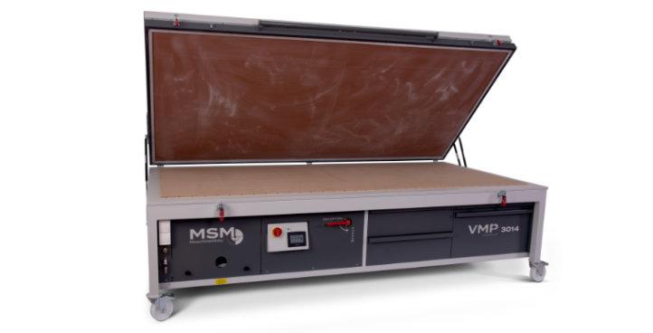 MSM Vakuumpresse VMP-Premium