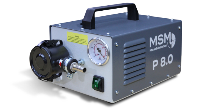 MSM Vakuumpumpe P 8.0