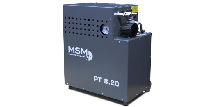 MSM Vakuumpumpe PT 8.20