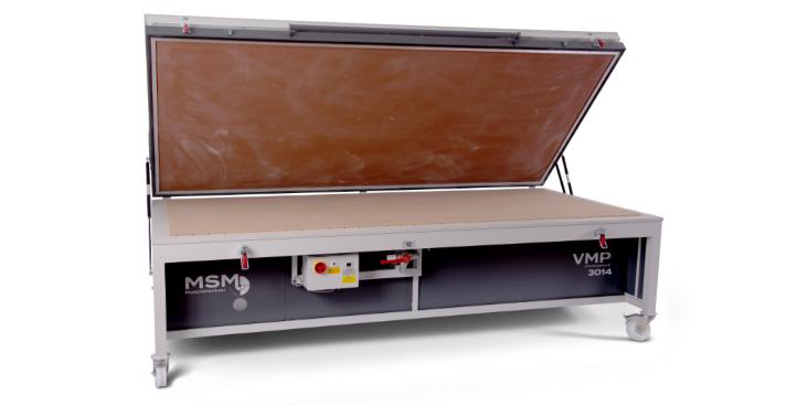 MSM Vakuumpresse VMP-Professional