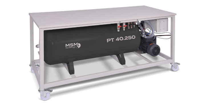 MSM Vakuumpumpe PT 40.250
